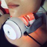 一早起身喉嚨勁痛,把聲沙啞🤦🏻♀️拿拿臨係喉嚨做迷你360溫熱儀